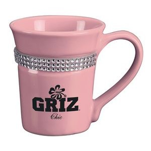 12 Oz. Bling Star Mug
